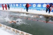Тюмень готова стать местом проведения чемпионата мира по заплывам в холодной воде