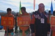 """Моржи """"Криофила"""" успешно выступили на Вторых международных соревнованиях на реке Хуанхэ по зимнему марафону"""