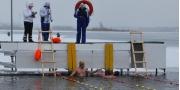Эстафета «Доплыть до Победы» прошла в Красноярске с 28 февраля по 1 марта
