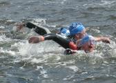 Открытие  Второго открытого турнира Сибирского Федерального округа по плаванию в холодной воде