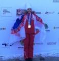 Красноярцы одержали 5 побед на чемпионате мира по плаванию среди «моржей»