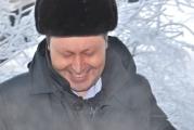 Мэр Красноярска Эдхам Акбулатов поддержал инициативу моржей построить 10 новых клубов для закаливания