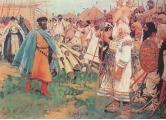 Красноярские моржи отметили День Крещения Руси
