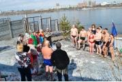 """7 апреля в 14 часов в клубе закаливания и зимнего плавания """"Криофил"""" состоится торжественная церемония посвящения в моржи"""