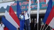 Красноярская пловчиха Наталья Усачева привезла с «Праздника Севера» 4 медали
